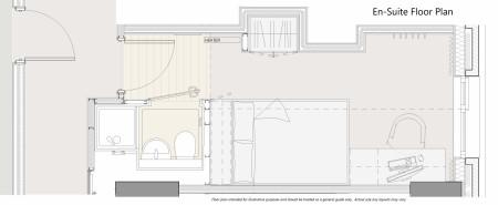 Bronze En-suite (High Floor)