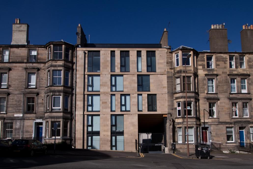 studio student accommodation in edinburgh superior. Black Bedroom Furniture Sets. Home Design Ideas