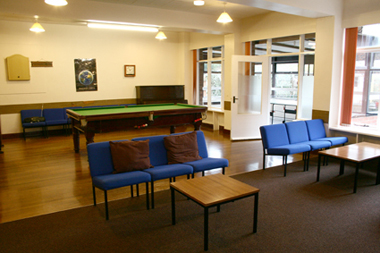 The Games Room and Large TV Lounge.