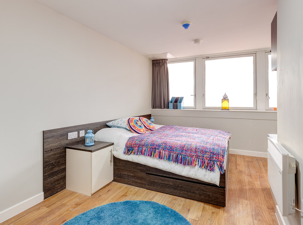 Studio student accommodation in Nottingham - Premium ...