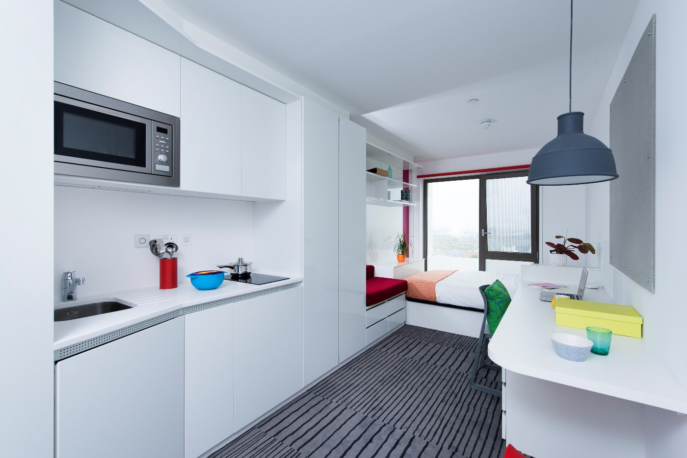 Studio accommodation in London - Medium Studio - SOLD OUT!, Fulton