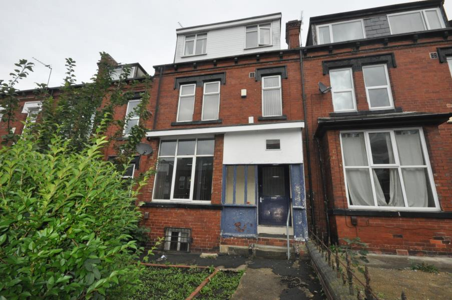 7 Bed Student Accommodation In Leeds Brudenell Avenue
