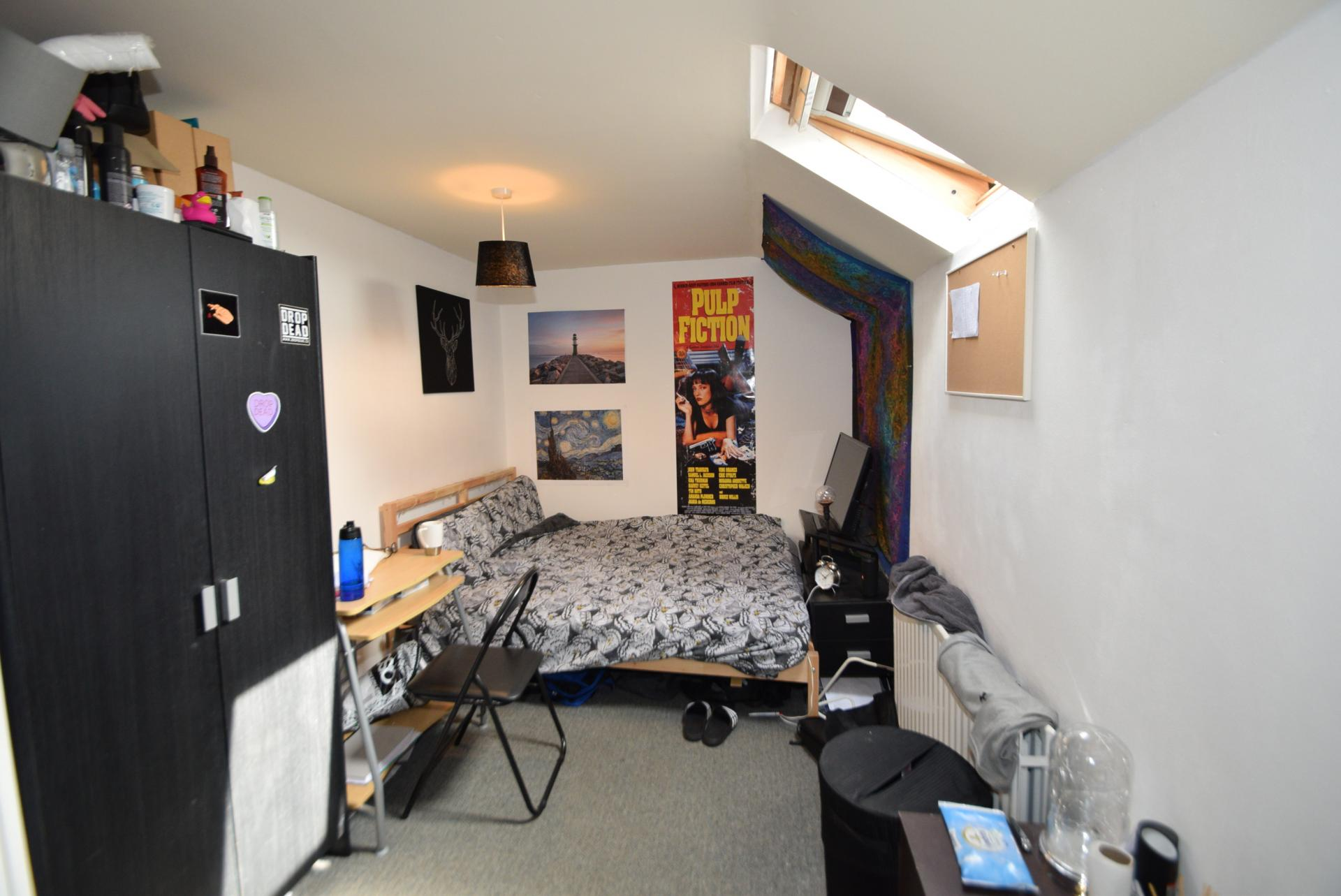Sheffield Student Housing- Bedroom