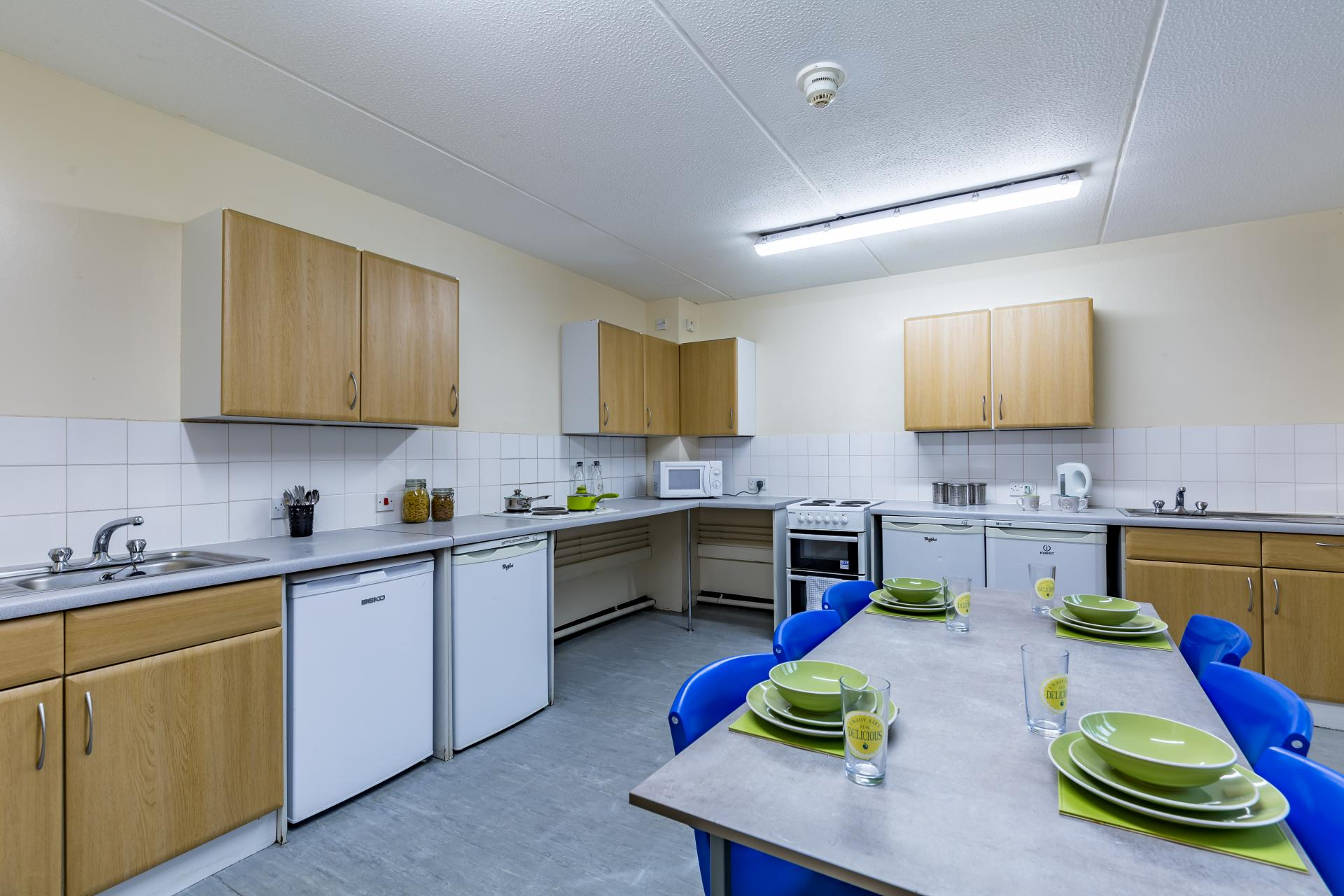 Double Sharing Kitchen