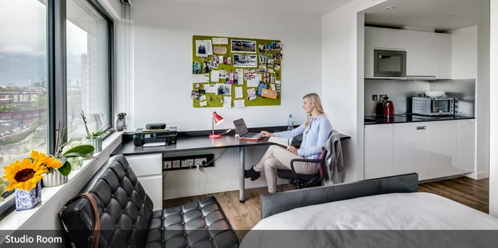 1 bed flat in London - Private Room, King's Cross, Canal ...