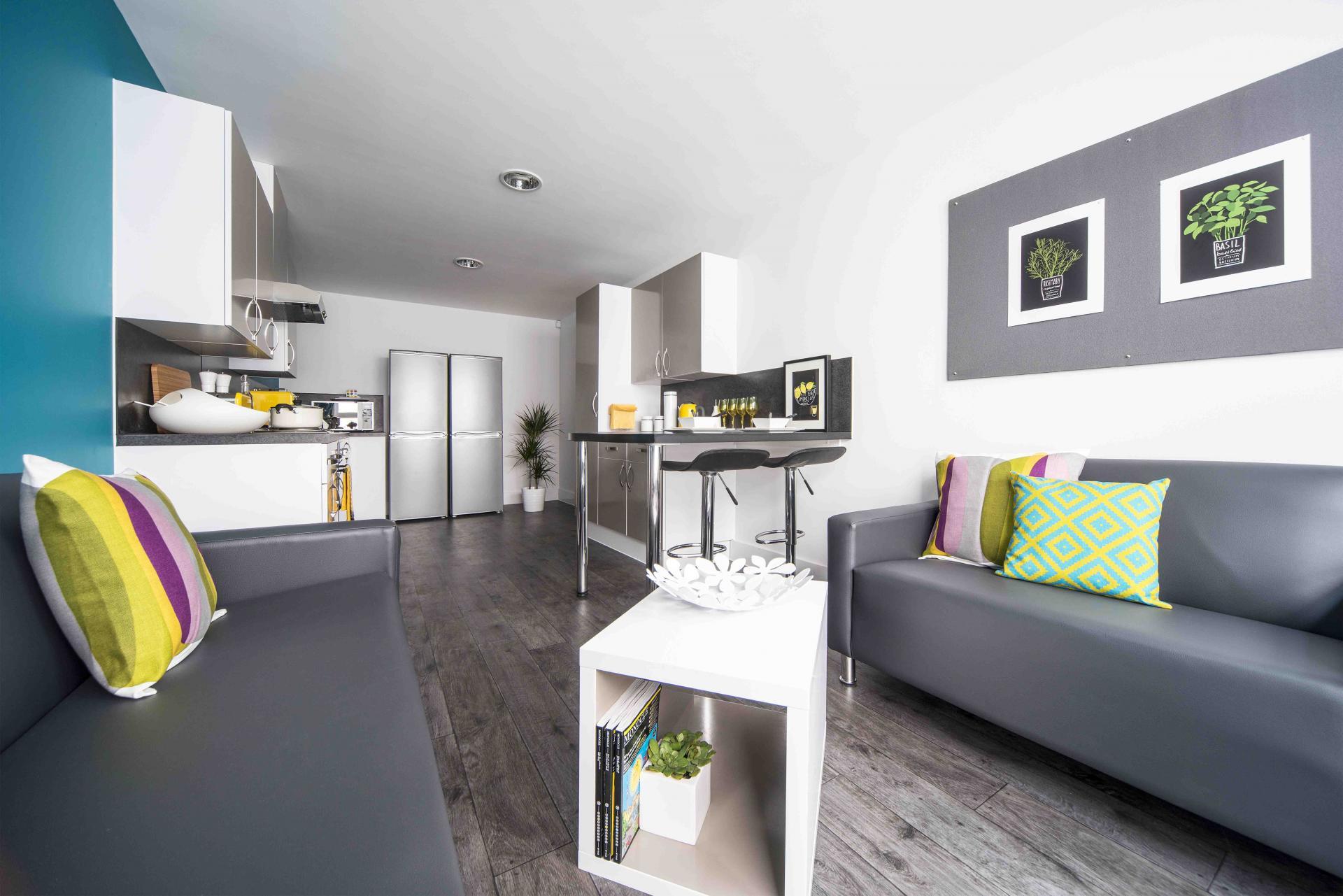 7 bed flat in Edinburgh - Classic Ensuite, West Tollcross ...